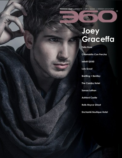 360 Issue 1 – Joey Graceffa