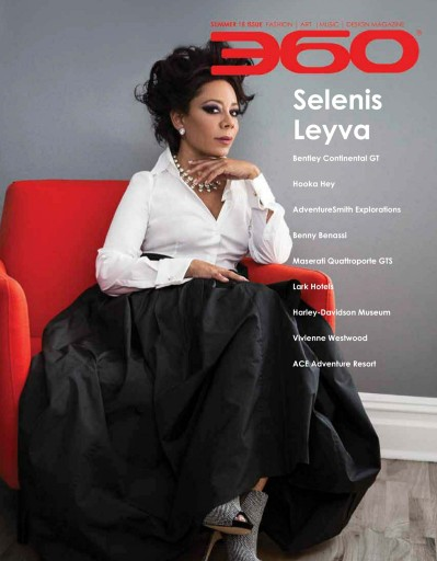 360 Issue 2 – Selenis Leyva