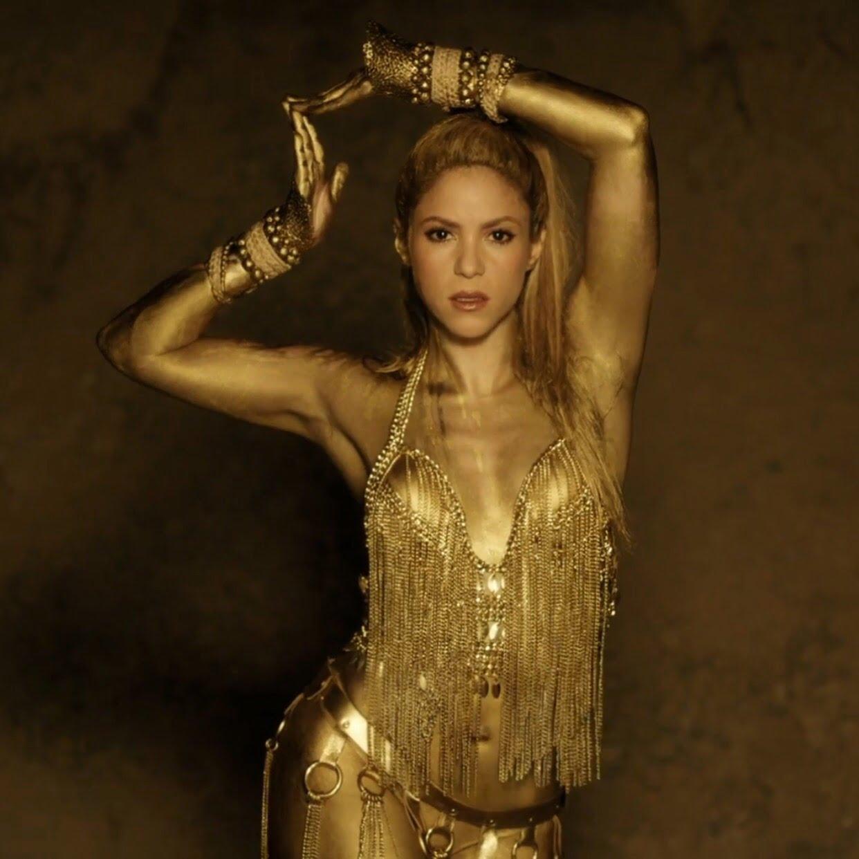 All on the edge entertainment fashion lifestyle art design music - Shakira Nicky Jam Design