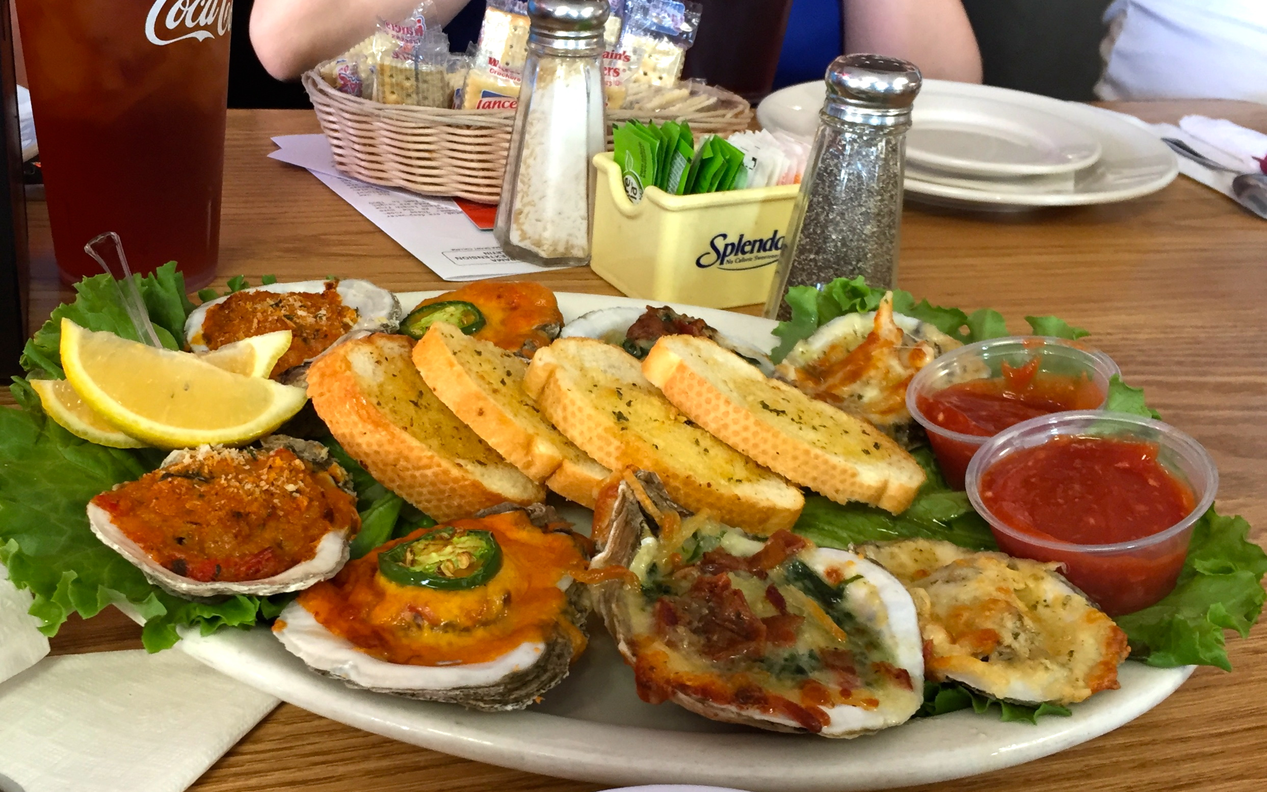 King Neptune's diner in Gulf Shores showcases killer selection of fresh oysters