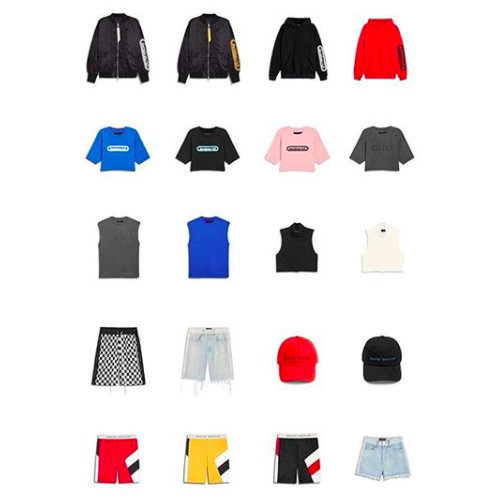 6bb3bea23ac18 DANIEL PATRICK x FESTIVAL COLLECTION. Leave a reply. High-end streetwear  designer ...