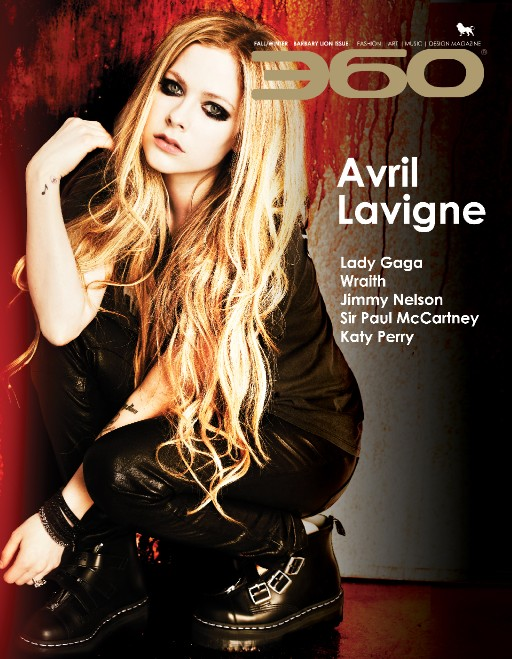 360 Issue 16 – Avril Lavigne