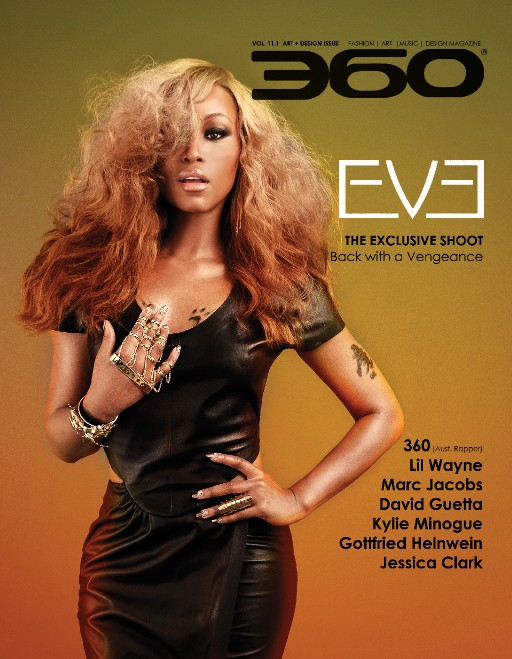 360 Issue 18 – Eve
