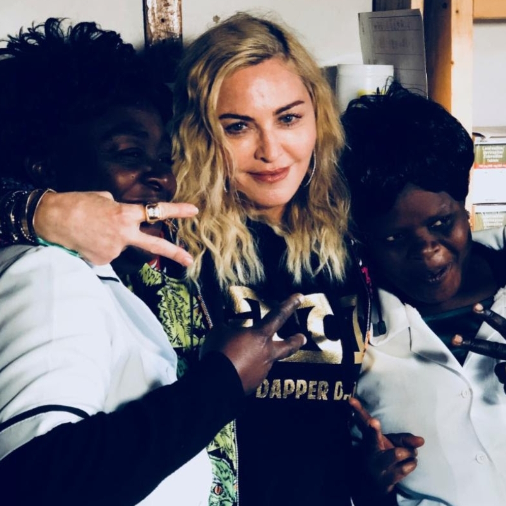 foto Madonna Back In Malawi: This Time It's Personal