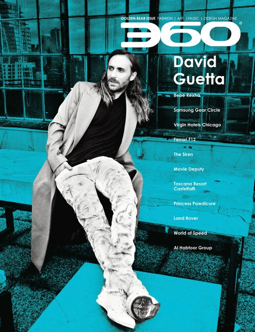 360 Issue 5 – David Guetta