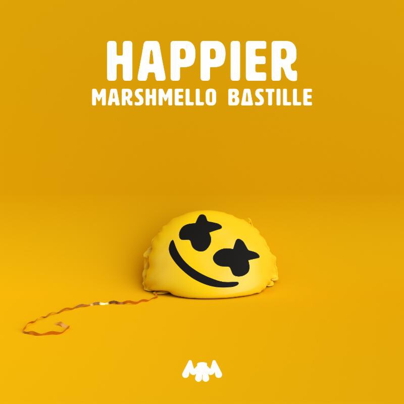 "Marshmello × Bastille, ""Happier"" - 360 MAGAZINE 