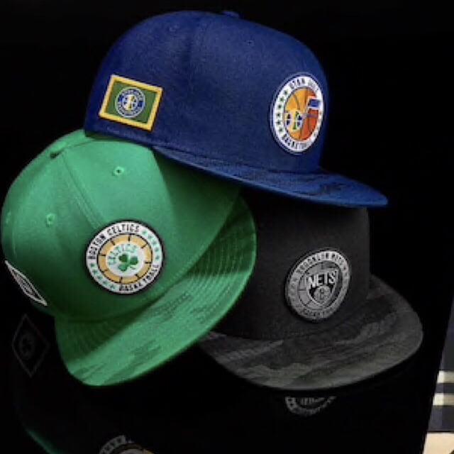 New Era Cap For Upcoming NBA Season - 360 MAGAZINE  faa7c66faca