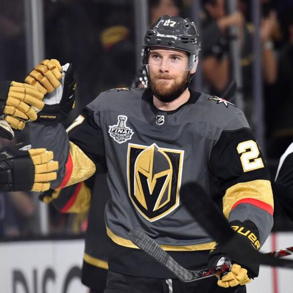 986b73e44 Golden Knights Sign Shea Theodore to Seven-Year Contract - 360 ...