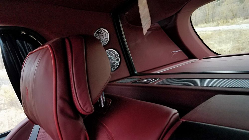 Rolls-Royce, 360 MAGAZINE, Vaughn Lowery