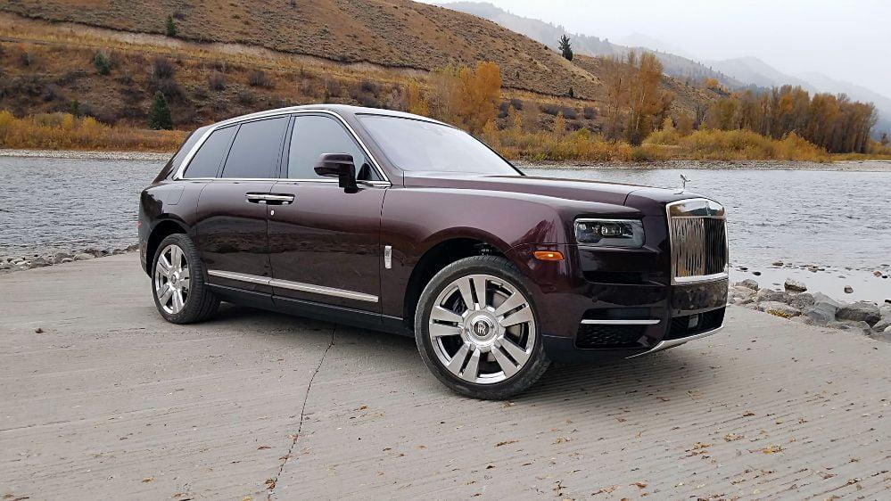 Rolls-Royce, 360 MAGAZINE, Vaughn Lowery