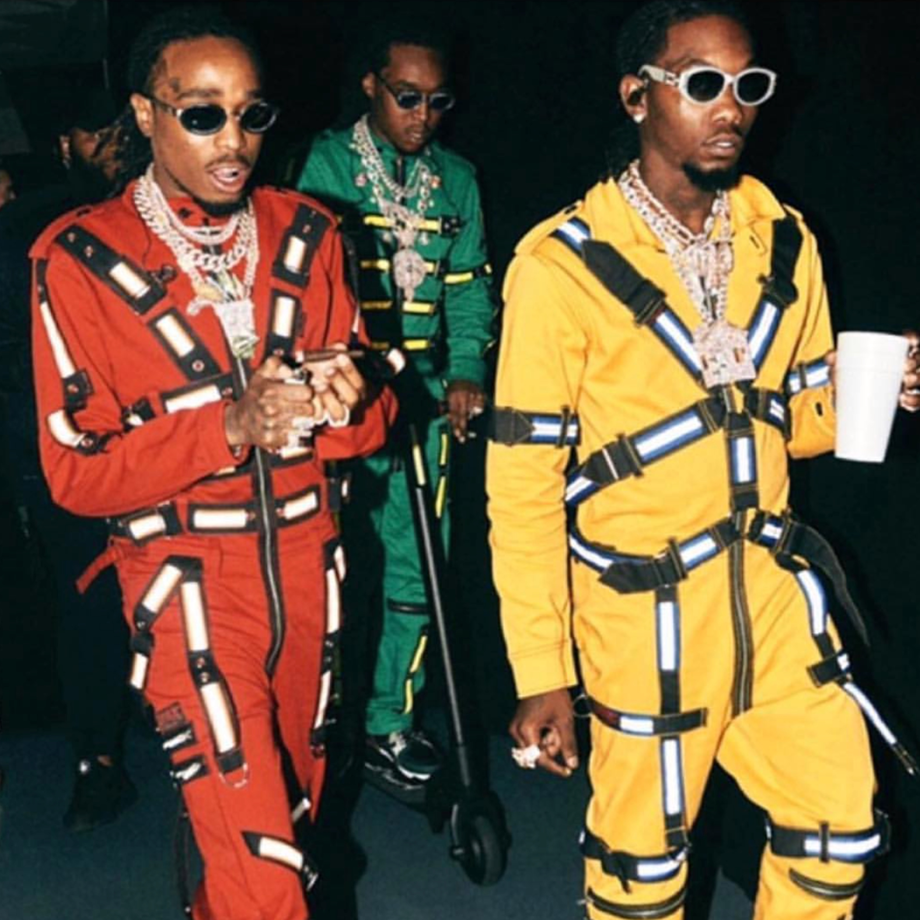 MIGOS WIN FAVORITE GROUP AWARD - 360 MAGAZINE | ART + MUSIC