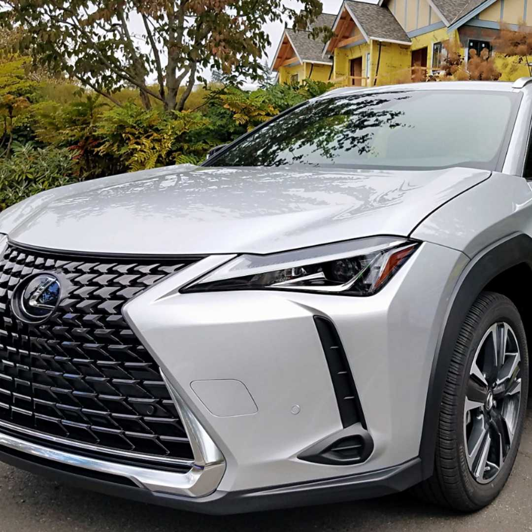 Lexus UX, 36MAGAZINE, Seattle