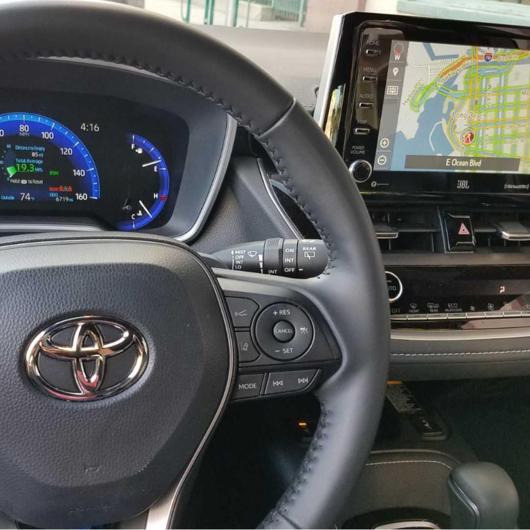 360 MAGAZINE, Corolla hatchback, Toyota, Vaughn Lowery