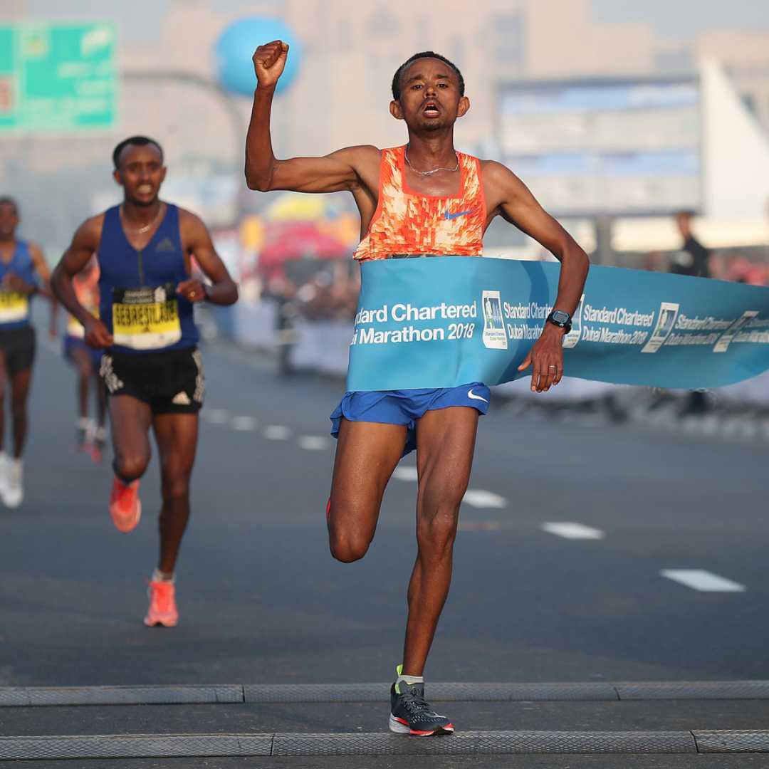 665d4128e052 2019 Standard Chartered Dubai Marathon