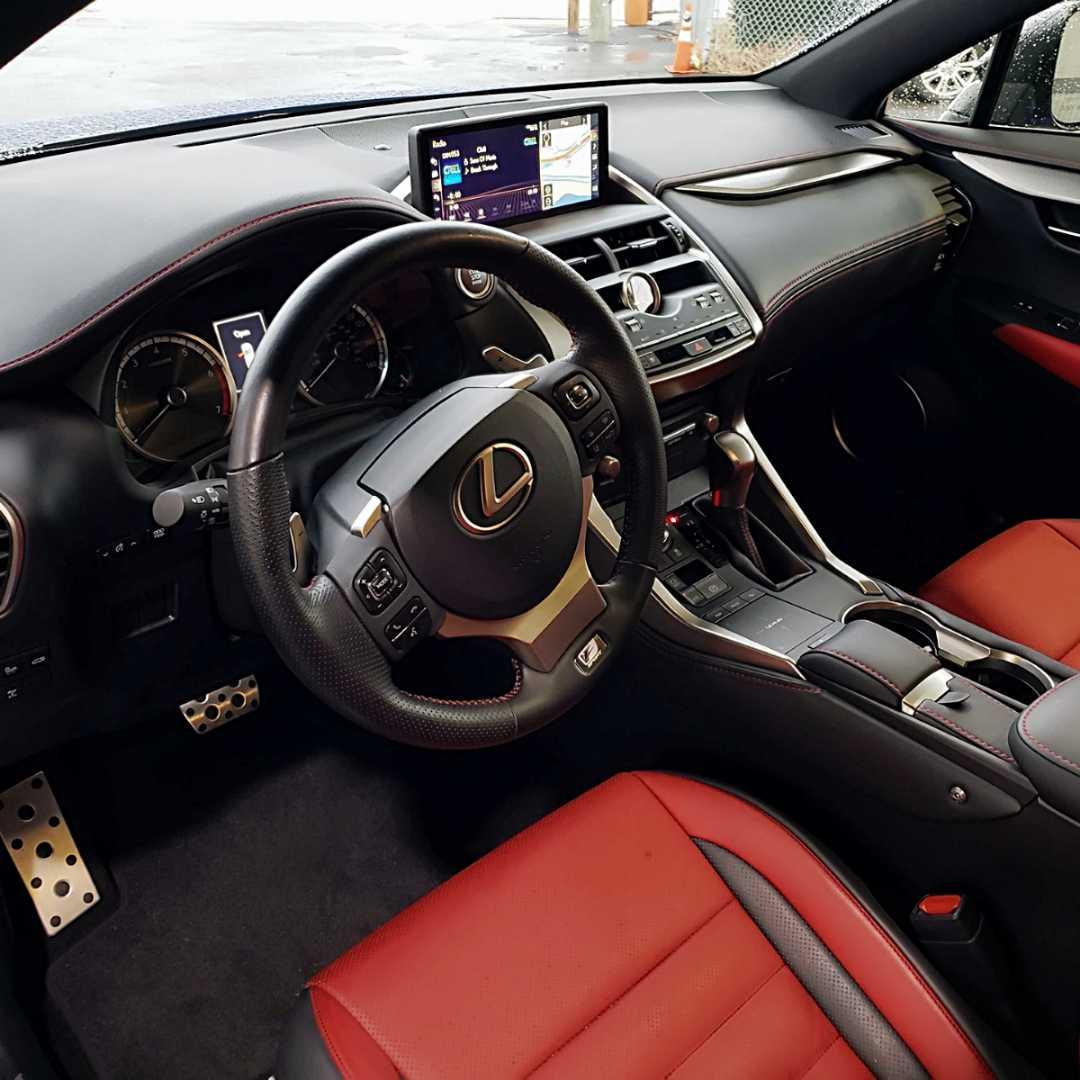Lexus NX, 360 MAGAZINE