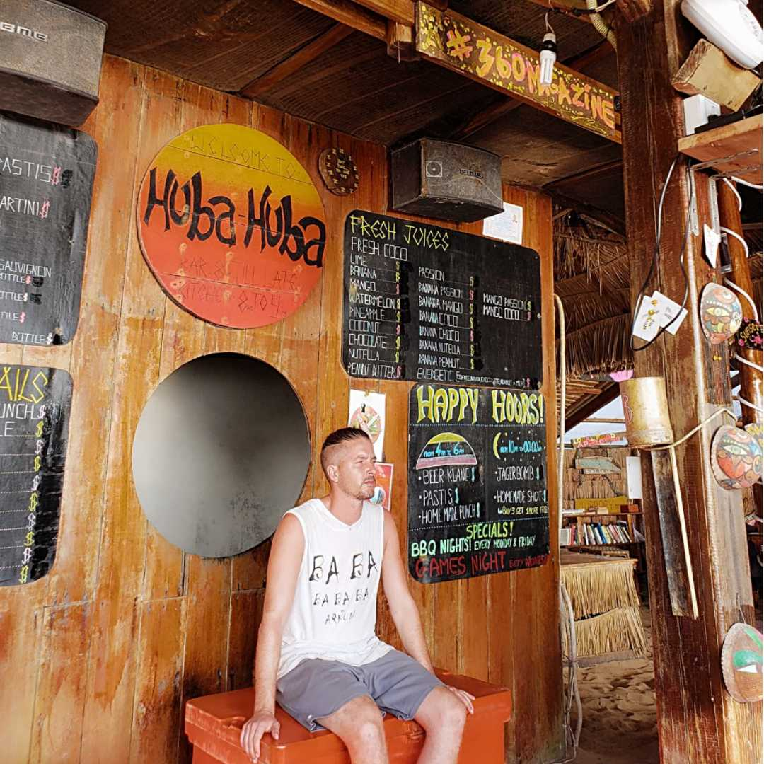 Cameron Michael Parkes, Huba-Huba Cambodia, 360 MAGAZINE