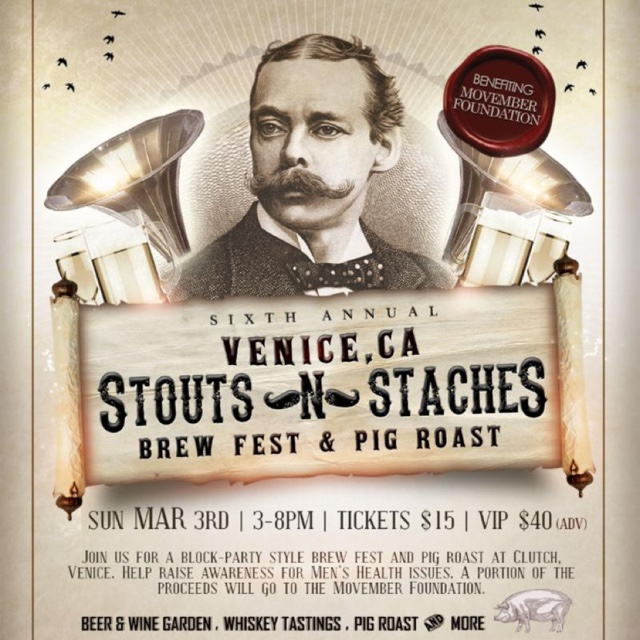 Stouts N Staches, 360 Magazine