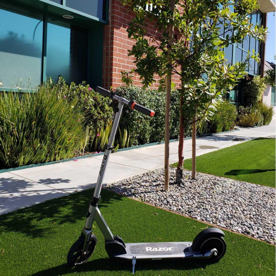 Razor scooters, 360 magazine