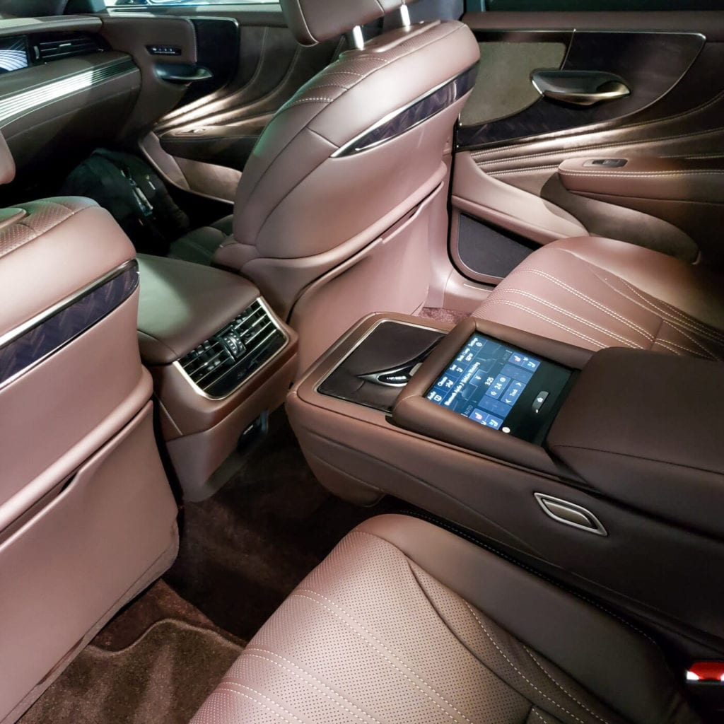 Ls hybrid, Lexus, 360 magazine