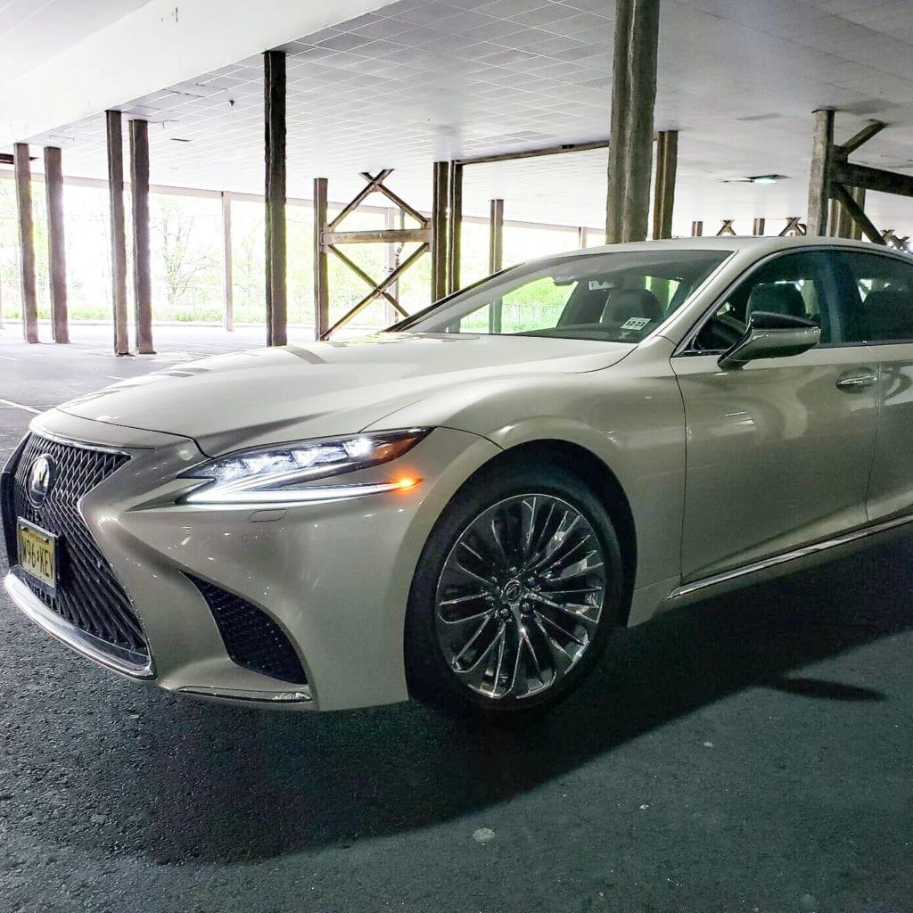 Ls hybrid, Lexus, 360 magazine, Vaughn Lowery