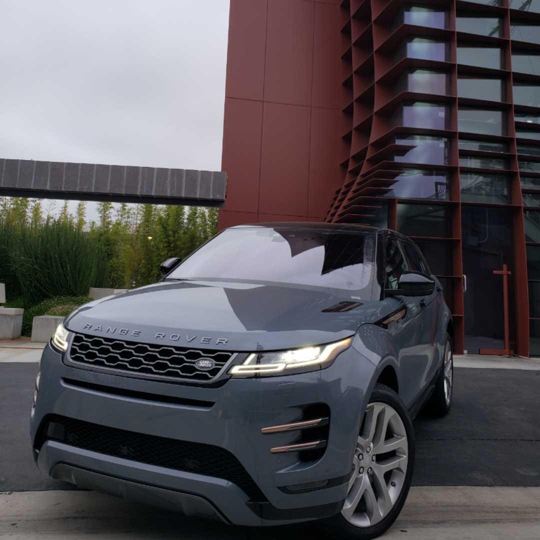 Range Rover, 360 MAGAZINE, Vaughn Lowery