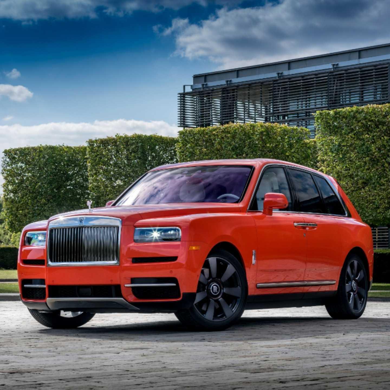 Michael Fux, Rolls-Royce, 360 MAGAZINE, Pebble Beach, Cullinan