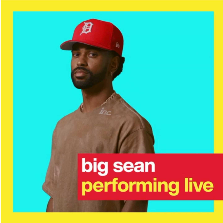 BIG SEAN, VMA'S, MTV, 360 MAGAZINE