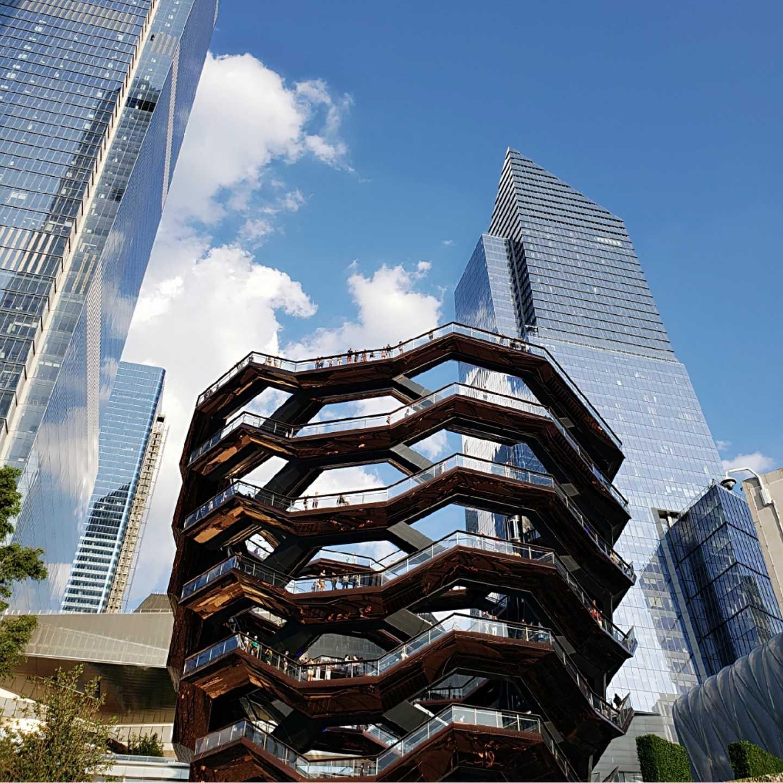 Hudson Yards, New York City, 360 MAGAZINE, Vaughn Lowery