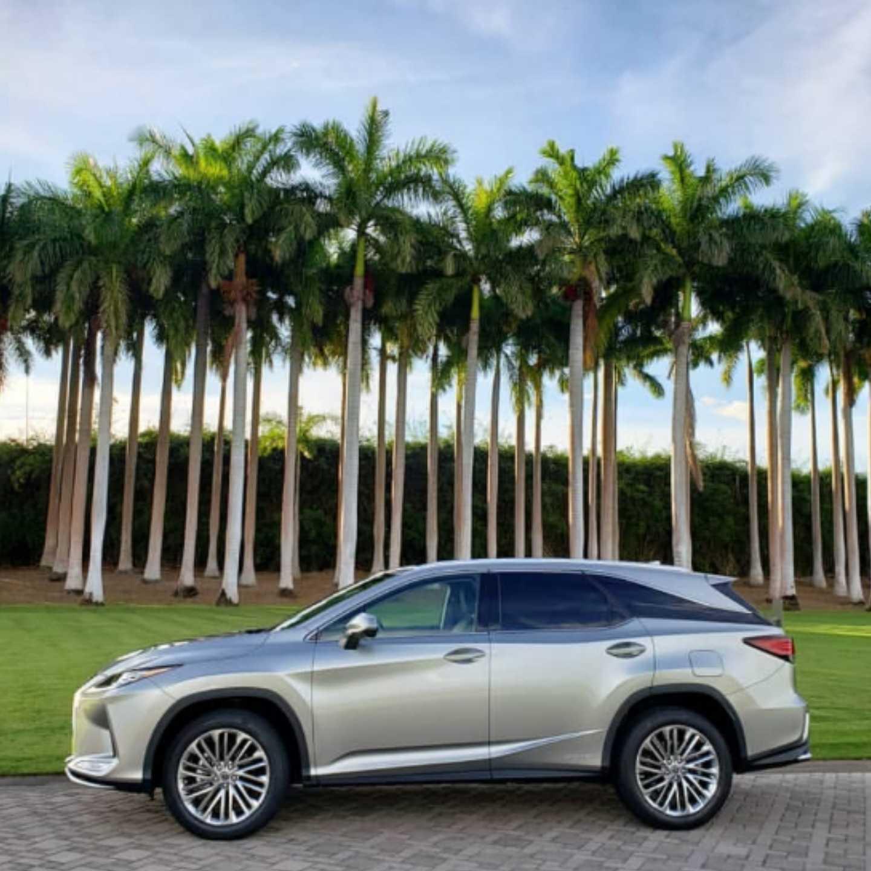 Lexus, Costa Rica, 360 MAGAZINE, Vaughn Lowery, RXL