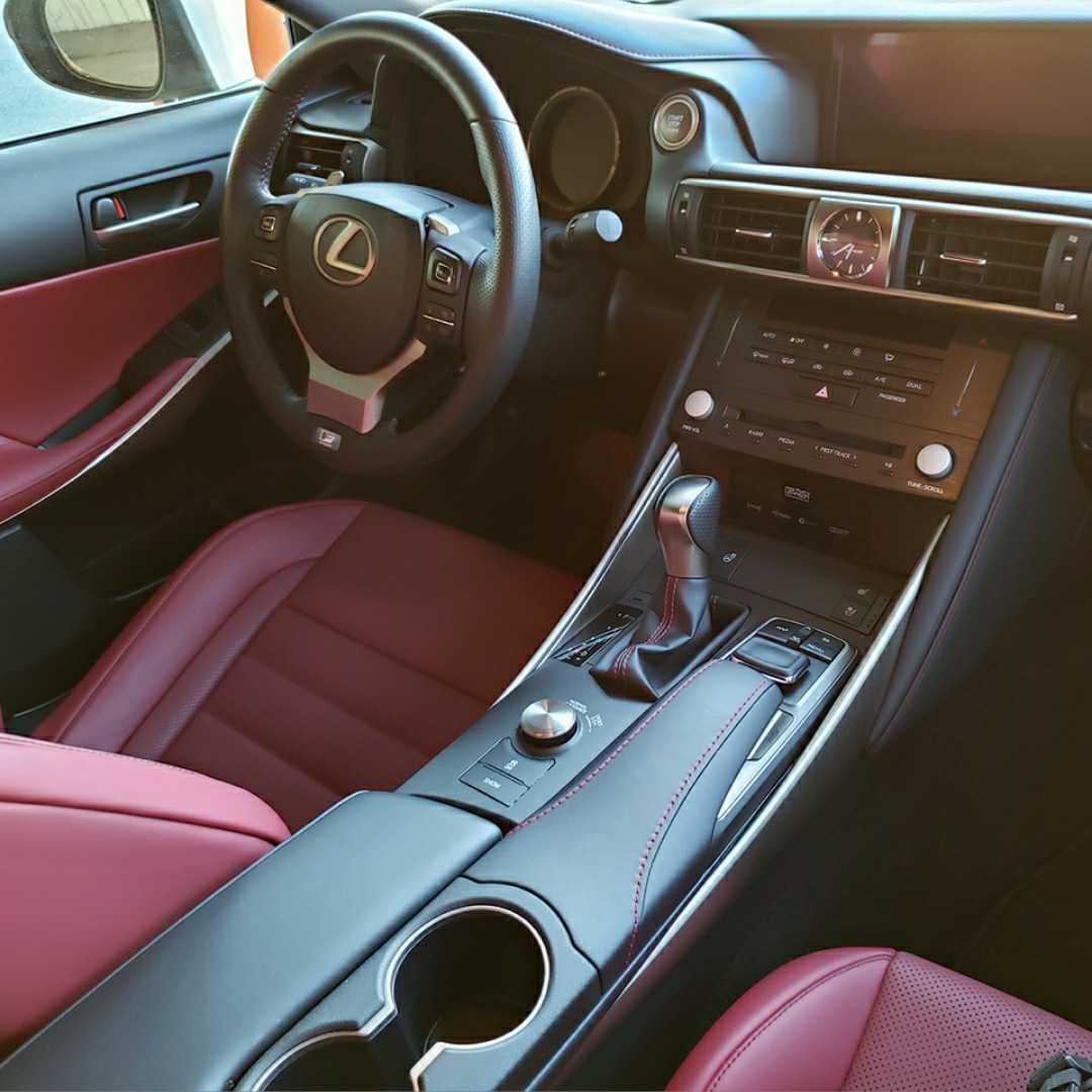 Lexus, IS 350, F Sport, Vaughn Lowery, 360 MAGAZINE
