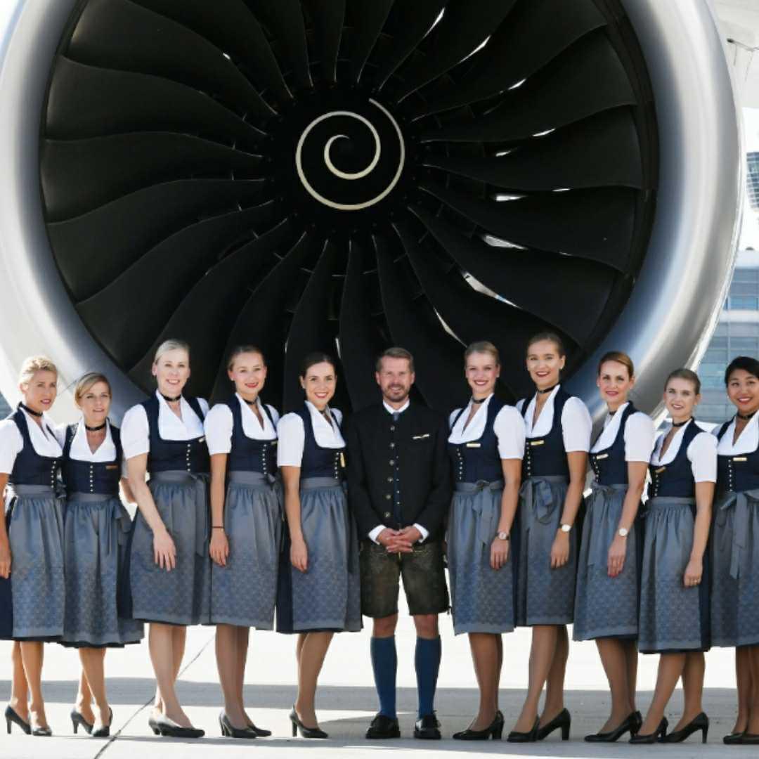 Lufthansa, 360 MAGAZINE, airline