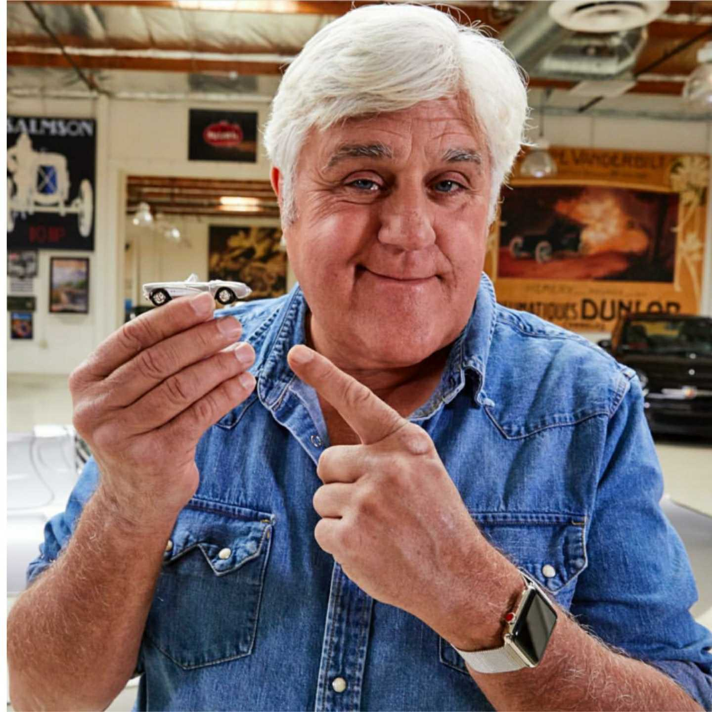 Hot Wheels, Jay Leno, Jay Leno's Garage, Auto, Car Enthusiasts, NBC, ferencomm, 360 MAGAZINE