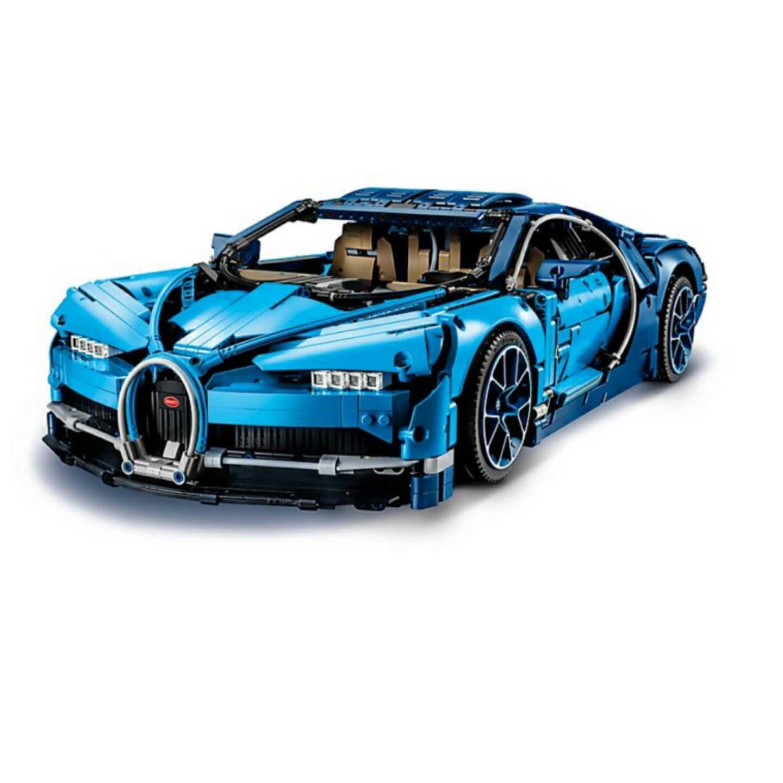 Lego, Top Gear, 360 MAGAZINE, Bugatti Chiron