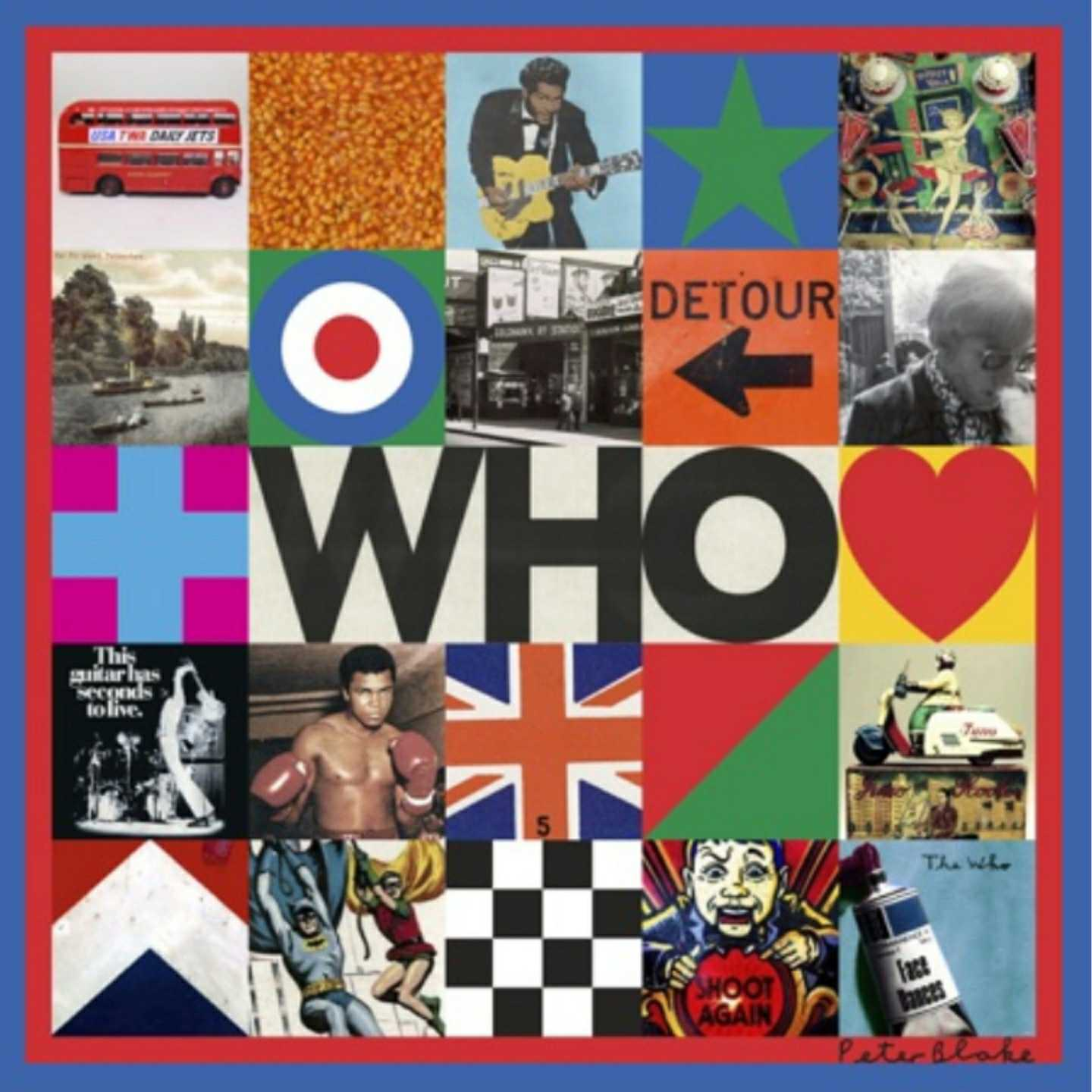 The Who, UK, interscope records, 360 MAGAZINE