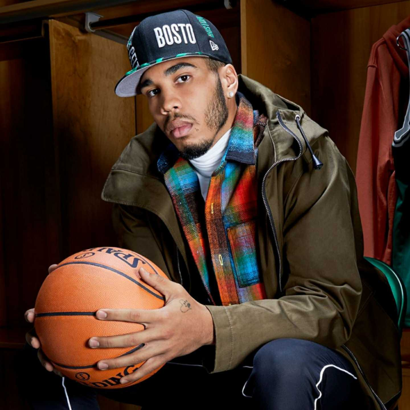 NBA, NEW ERA CAP, 360 MAGAZINE, tip off series