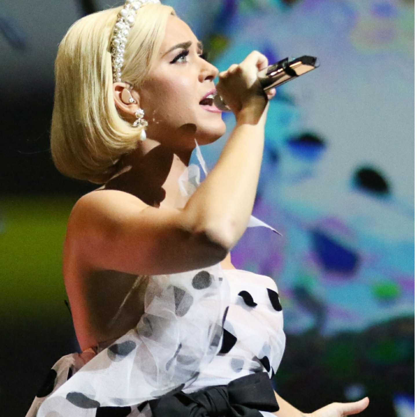 Katy Perry, David Lynch Foundation, Dave Barnhouser, 360 MAGAZINE