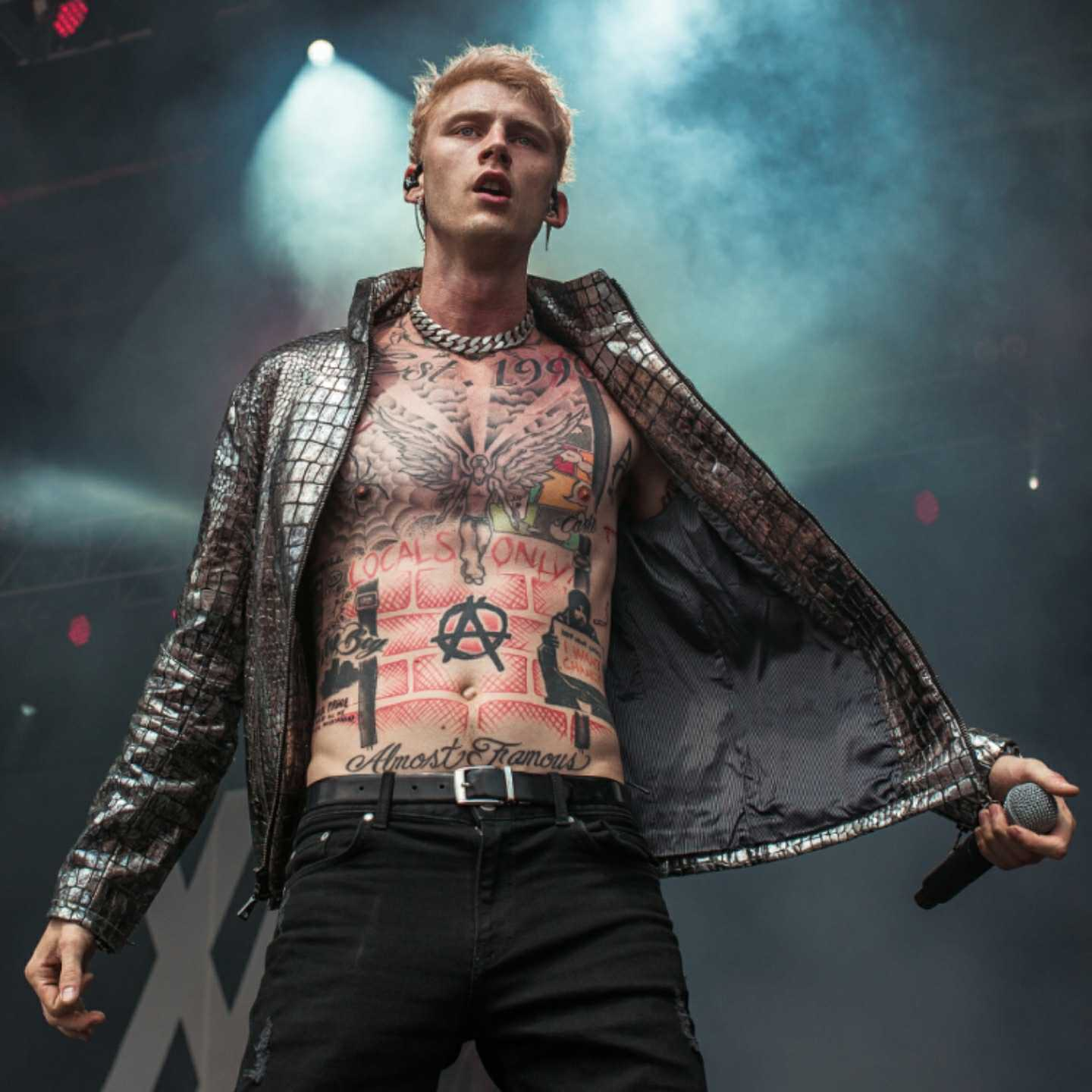 Machine Gun Kelly, Interscope Records, 360 MAGAZINE