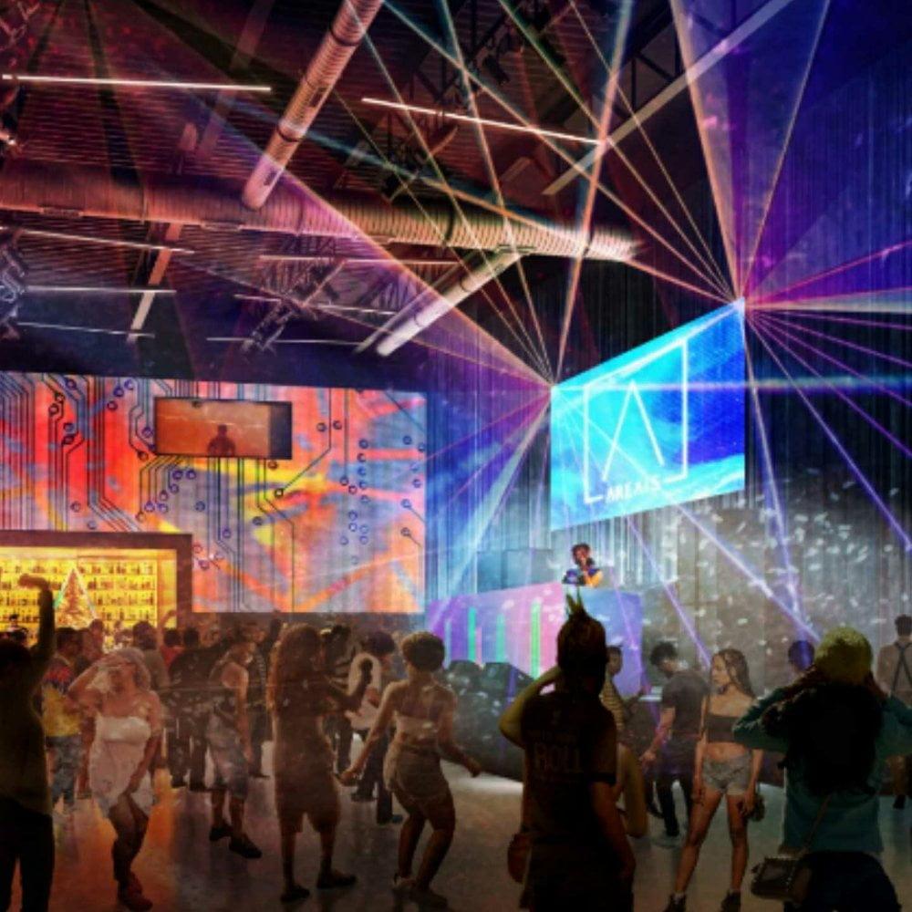 AREA15, hakkasan, 360 MAGAZINE, Vegas