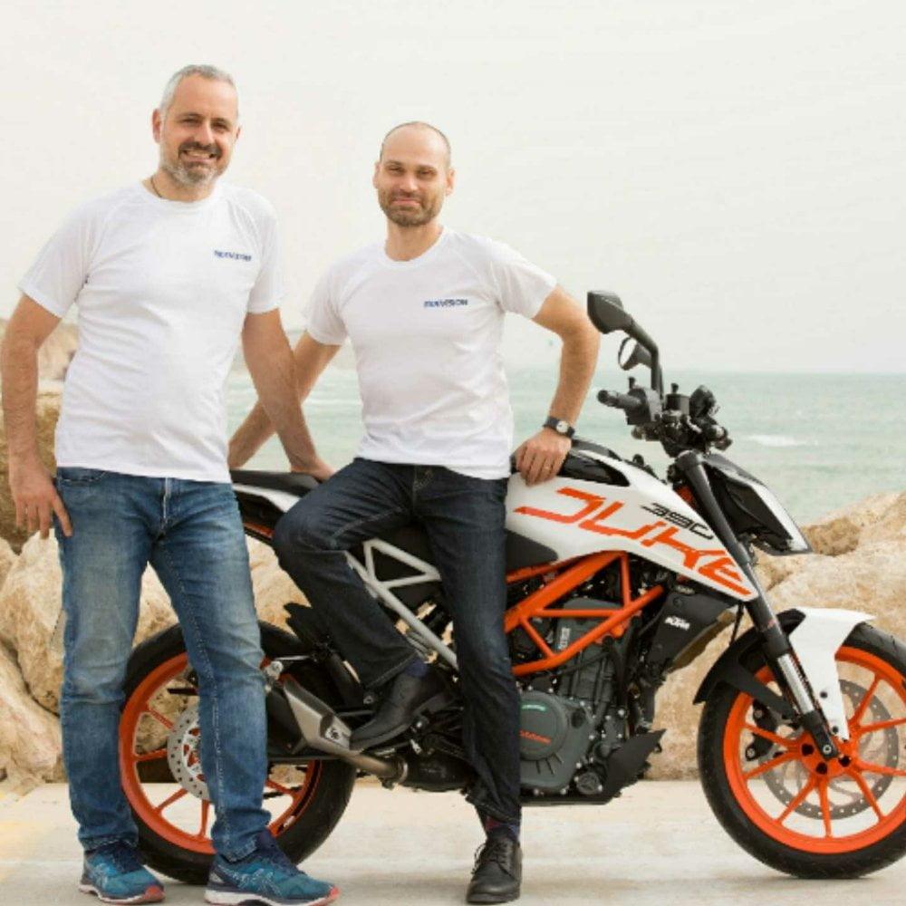Ride Vision,Sara Assicurazioni,CAT™,360 MAGAZINE, Israel