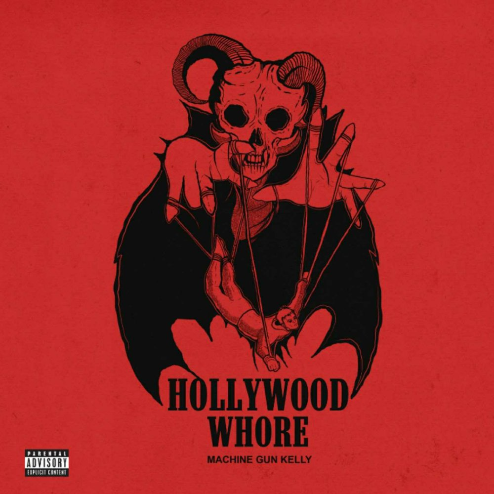 Machine Gun Kelly, Hollywood Whore, Halloween, 360 MAGAZINE, Interscope Records