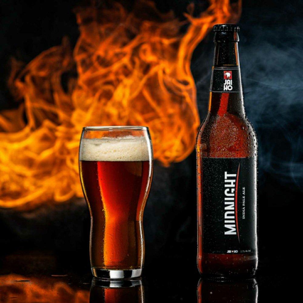 Jai Ho Midnight IPA, beer, 360 MAGAZINE