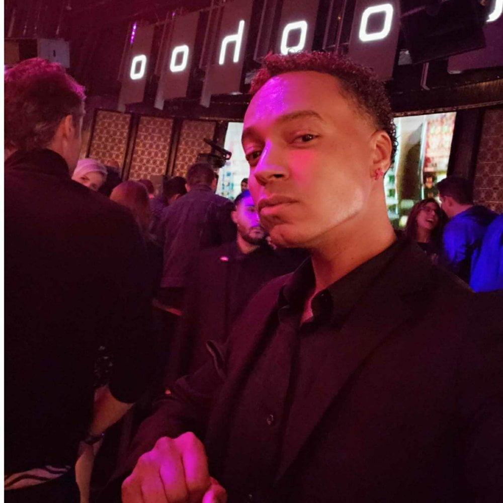 Vaughn Lowery, 360 MAGAZINE, boohoo.com, Nightingale LA, nightclub