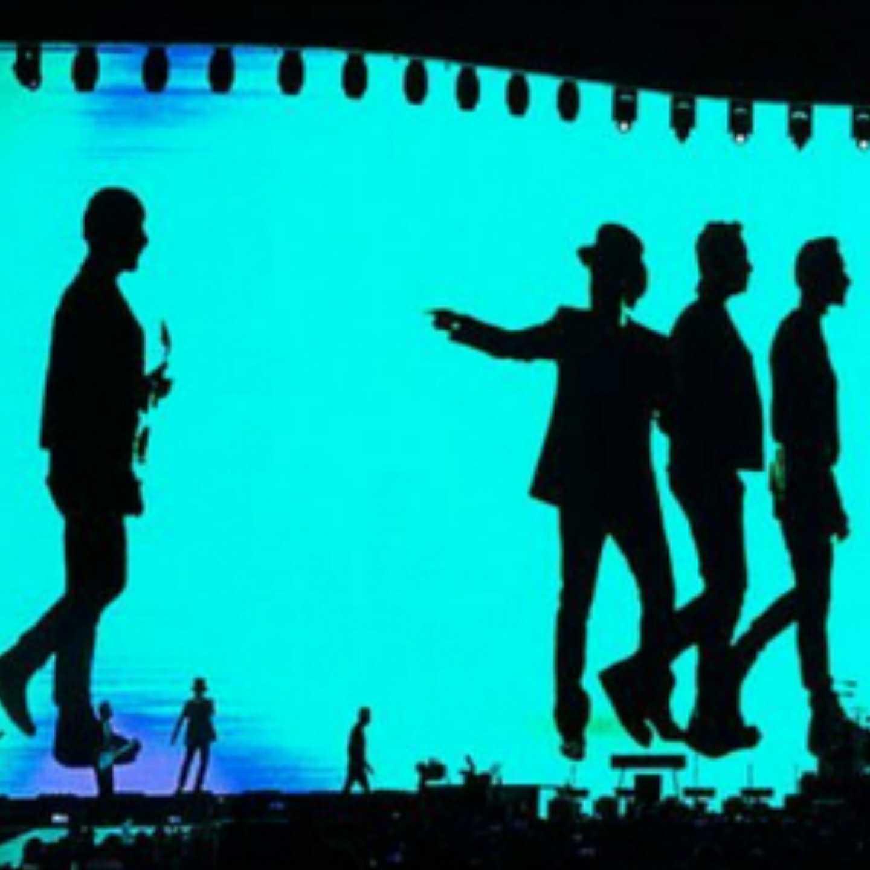 U2, SiriusXM, Ross Stewart, 360 MAGAZINE