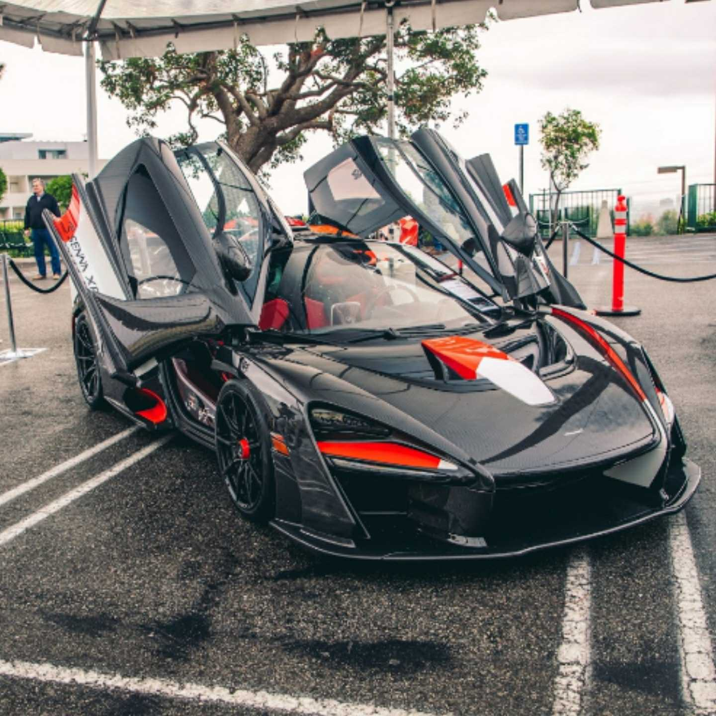360 Magazine,auto, automotive news,automotive trends,California,McLaren Senna XP,O'Gara Coach Beverly Hills,Vaughn Lowery, McLaren
