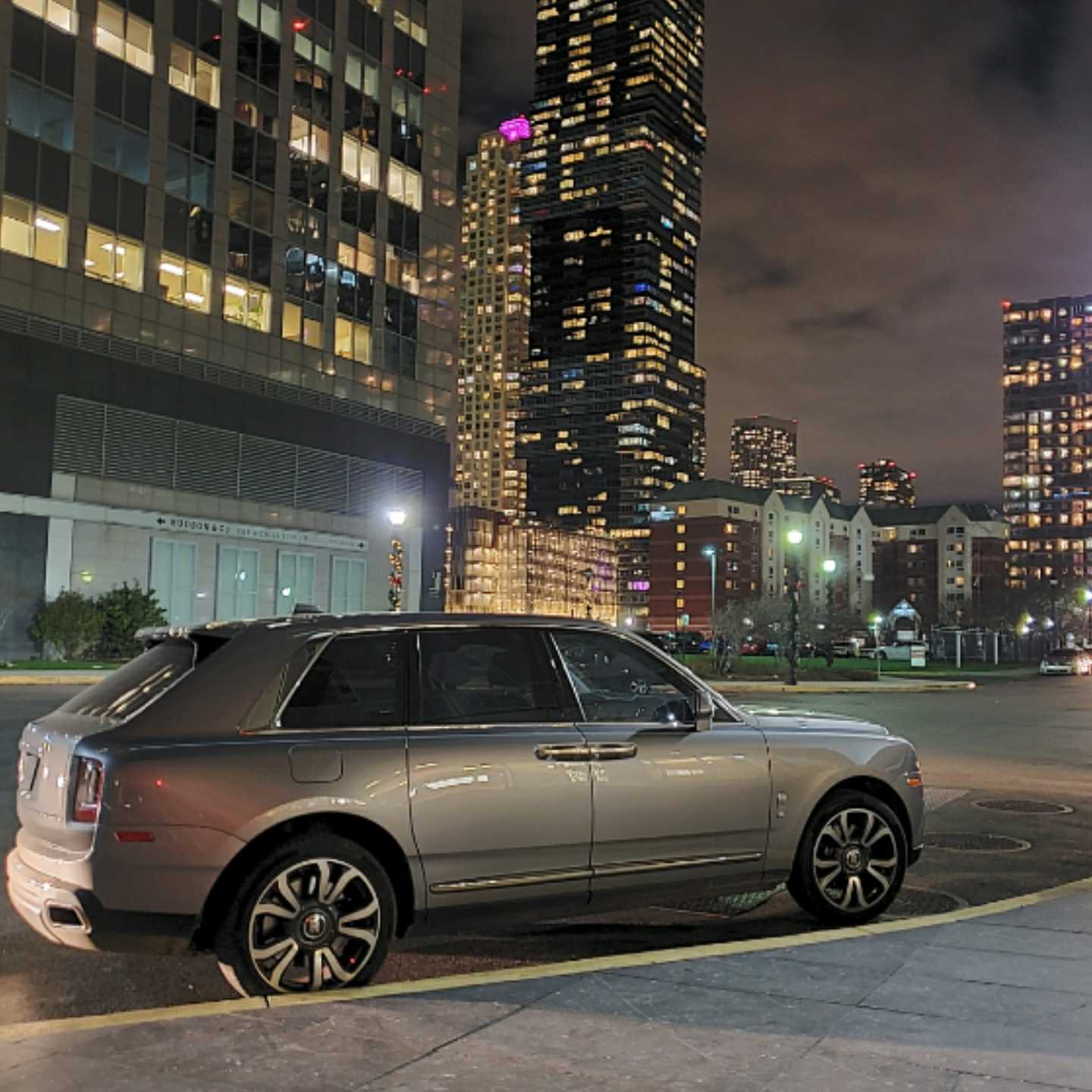 Rolls-Royce, Cullinan, Vaughn Lowery, 360 MAGAZINE, bespoke, luxury, auto, SUV, NYC, travel