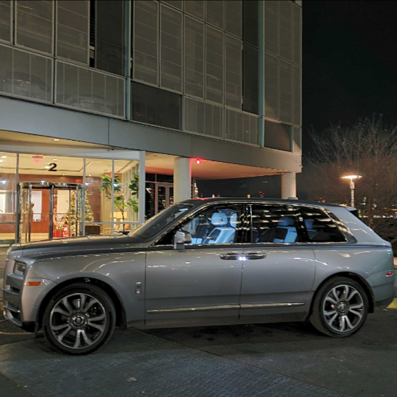 Rolls-Royce, Cullinan, Vaughn Lowery, 360 MAGAZINE, bespoke, luxury, auto, SUV, NYC, travel