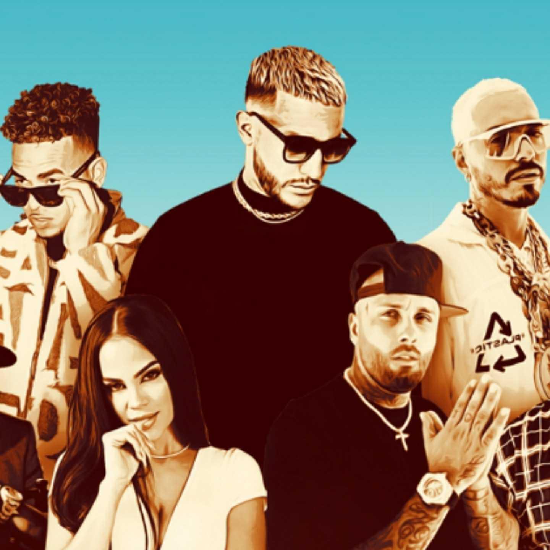 DJ Snake, J Balvin, Ozuna,Loco Contigo, Nicky Jam, Darell, Natti Natasha,Sech, Colin Tilley, 360 MAGAZINE, Interscope Records
