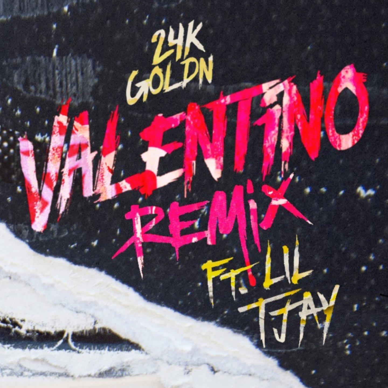 VALENTINO, 24KGOLDN, LIL TJAY, Columbia Records, 360 MAGAZINE