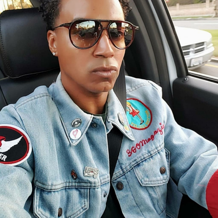 Vaughn Lowery, jean jackets, denim jackets, 360 MAGAZINE