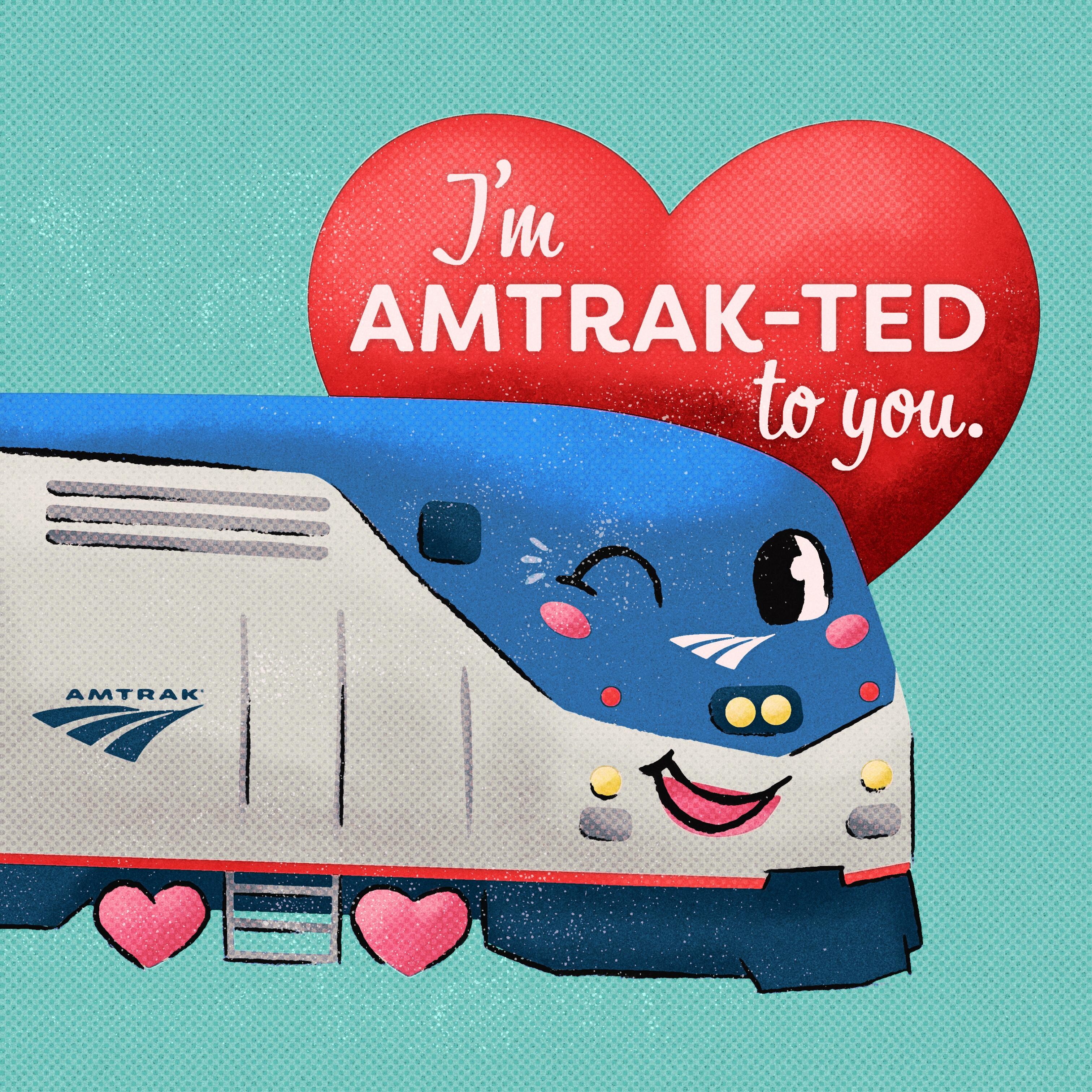 Amtrak Archives 360 MAGAZINE | ART + MUSIC + DESIGN +